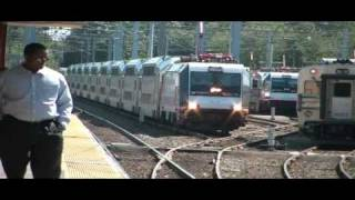 Railfanning At Long Branch 2