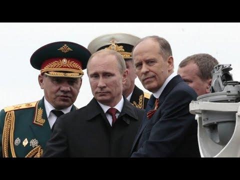 Con đường bí ẩn khi Nga Đưa Crimea về nhà