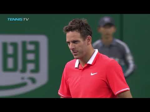 Highlights: Federer, Djokovic Advance On Thursday Shanghai 2018