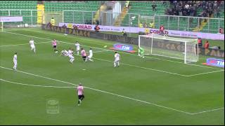 Video Gol Pertandingan Palermo vs Hellas Verona