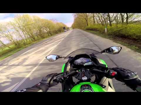 Kawasaki Ninja 300 SE - Purchase First Ride