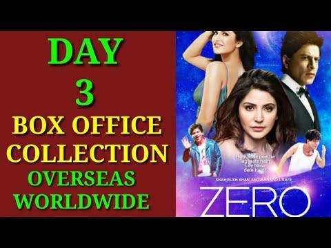 zero worldwide collection