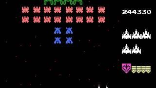MSX Longplay [035] Galaga