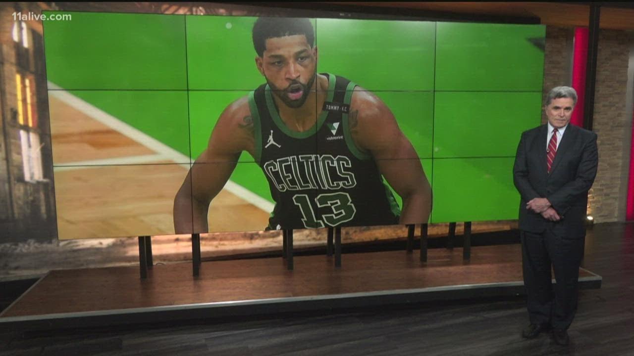 Report: Celtics trade Tristan Thompson for Kris Dunn in three-team ...