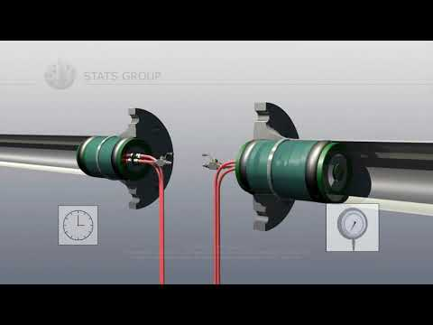 Hydrostatic Test | In-Line Weld Test Tools | Hydraulically Activated