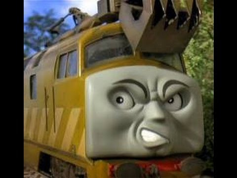 The Story Of Diesel 10 Thomas And Friends Youtube