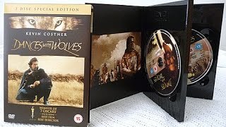 Dances with Wolves 3 Disc Special Edition DVD Box Set Collection Review(, 2016-11-17T22:20:30.000Z)