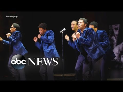The Temptations musical coming to Broadway