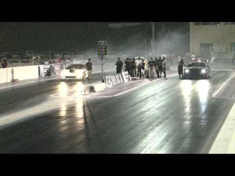 Qatar National Street Drag Championship - Round 1