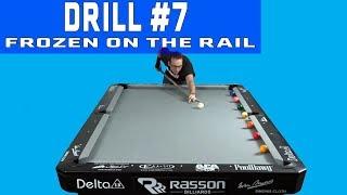 Billiards Drill #7: Frozen Balls!!! -- Venom Trickshots