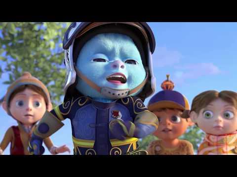 Джинглики - Работа с огоньком (13 серия) 🔥 Премьера 2 сезона! Добрые мультики для детей