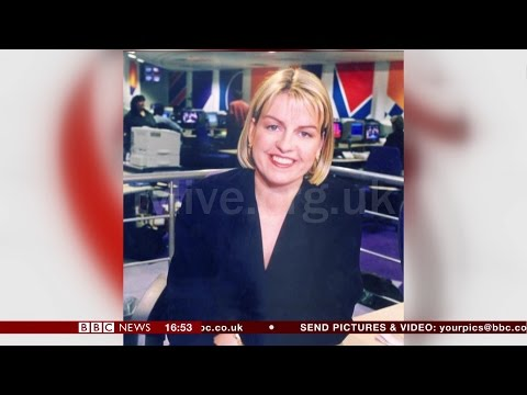 BBC News Channel: Maxine Mawhinney's Farewell - 10th April 2017