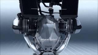 Cinématique éclaté moteur LC BMW Euro-Motos