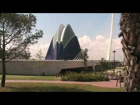 Ciudad de las Artes y las Ciencias ( Valencia)