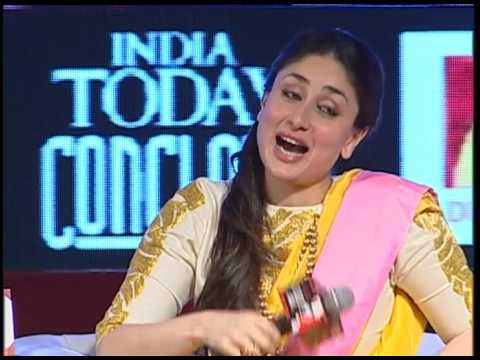India Today Conclave 2012: Kareena Kapoor QnA