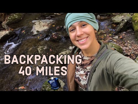Backpacking the Appalachian Trail | Epic Provisions