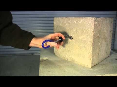 Msa Removable Concrete Anchors Youtube