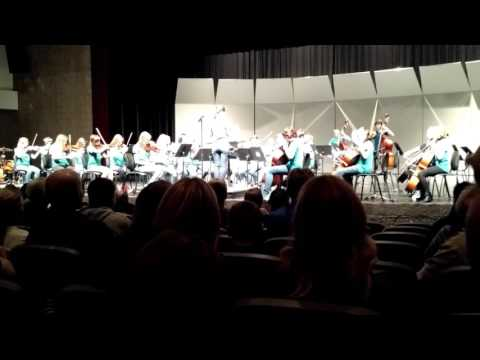 Fort Herriman Middle School Recital