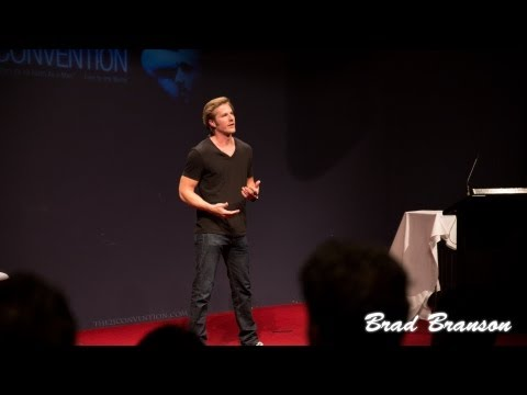 Brad Branson | Upgrade Your Game and LIFE to the Next Level | Full Length HD