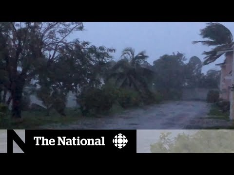 Hurricane Dorian blamed for at least 5 deaths in the Bahamas