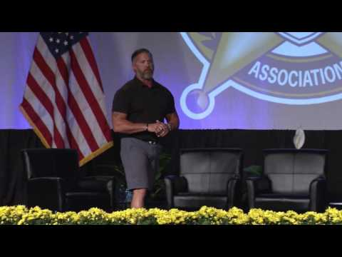 Retired Army CPT Chad Fleming Addresses Sheriffs