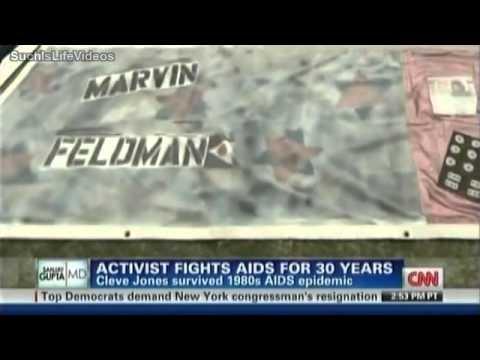 CNN - Cleve Jones On 1980's AIDS Epidemic