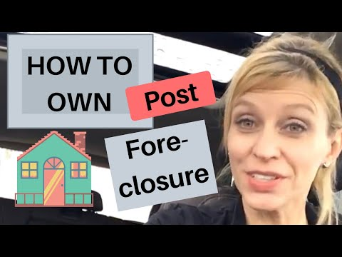 How to own a Tax Foreclosure after Redemption Period is up