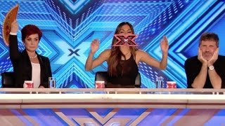 Painful Audition Make Judges Say The F* Word!!