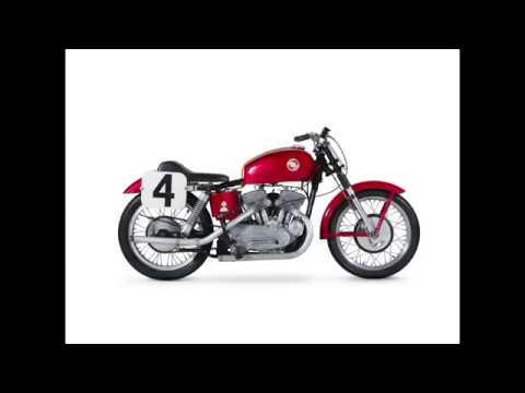 Brad Andres' 1952 KRTT Road Racer   Harley-Davidson Museum