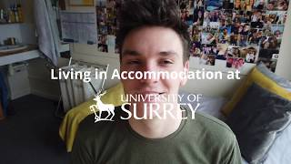 Living in Accommodation | University of Surrey
