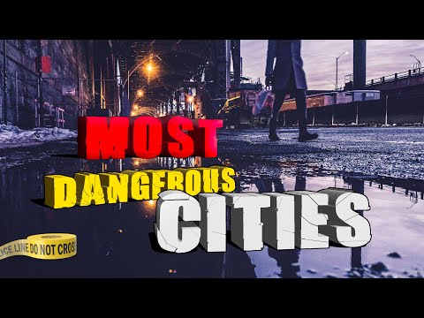 10 Most Dangerous Cities In The United States