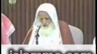 نادر جدا .. تواضع الشيخ ابن عثيمين