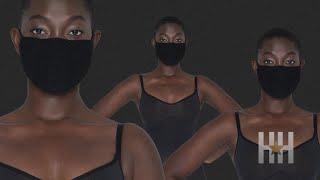 Kim Kardashian Gets Blasted For Calling Black Face Mask Nude