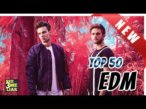 TOP 50 EDM/Electronic Dance Songs This Week, 29 July 2017