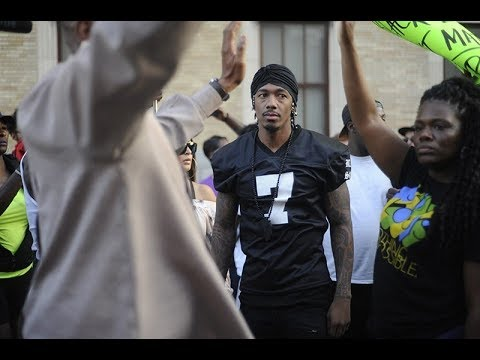 Nick Cannon Joins The St.Louis Protest!! Over Jason Stockley Acquittal!!