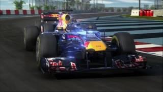 Formel 1 2011: Sebastian Vettel mit dem Red Bull-Renault RB7