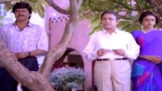 Alludugaru Movie || Mohan Babu Asking Money To Jaggayya Scene || Mohan Babu, Shobana