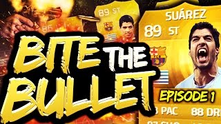 FIFA 15 - BITE THE BULLET! #1 - *NEW* RTG SERIES W/ CROSSBOW! (FIFA 15 ULTIMATE TEAM)