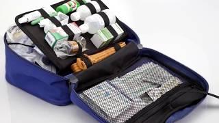 видео Автомобильная аптечка состав и комплектация