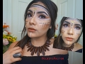 Tribal Princess Inspired Makeup Tutorial