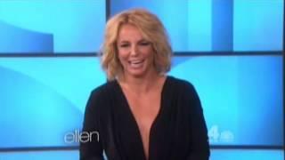 Britney Spears On The Ellen DeGeneres Show 5.5.2015