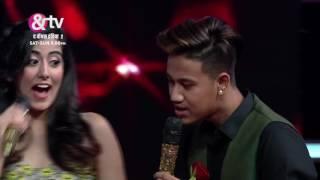 Yashodhan Sings Enna Sona For Jonita Gandhi | The Liveshows |Moments|The Voice India S2|Sat-Sun,9PM