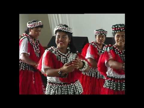 UVEA& FUTUNA - PACIFIC ARTS FESTIVAL, SAMOA 1996 - PART1