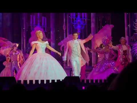 Standing Ovation Curtain Call Cinderella Birmingham Hippodrome - Beverley Knight / Danny Mac