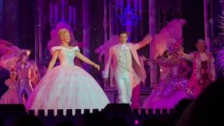 Standing Ovation Curtain Call Cinderella Birmingham Hippodrome Beverley Knight Danny Mac