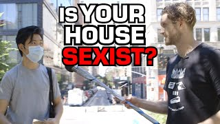 is your household sexist?