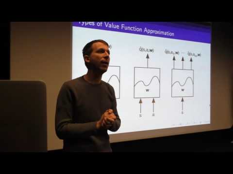 RL Course by David Silver   Lecture 6  Value Function Approximation