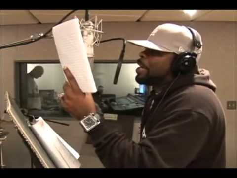 Learn How To Rap! Slaughterhouse In The Studio Recording...