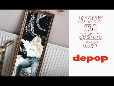 ab31ca96d08 HOW TO get FOLLOWERS on DEPOP