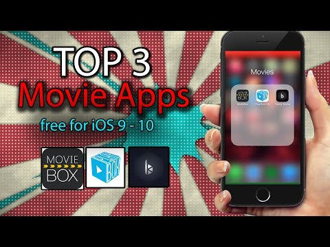 Top 3 Best Apps To Watch Free Movies In iOS In 2017